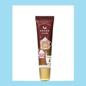 Bath & Body Works Liplicious Lip Gloss Hot Cocoa 14ml