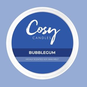 Cosy Candles Wax Pods Bubblegum110gm
