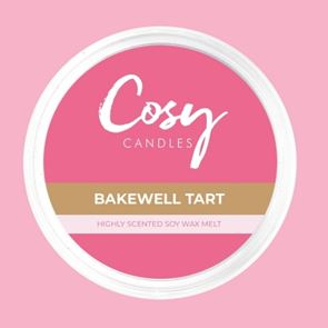 Cosy Candles Wax Pods Bakewell Tart 110gm