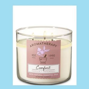 Bath And Body Works Candle Comfort Vanilla & Patchouli 14.5oz