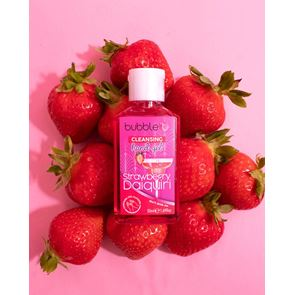 Bubble T Pocket Hand Sanitiser 70% Strawberry Daiquiri 50ml