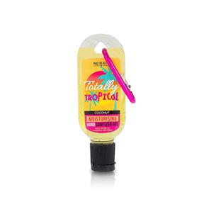 Mad Beauty Pocket Hand Sanitizer Totally Tropical Coconut Clip & Clean 30ml