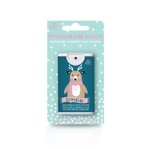 Mad Beauty Pocket Hand Sanitiser Spray Reindeer Clemintine 15ml