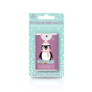 Mad Beauty Pocket Hand Sanitiser Spray Penguin  Winter Berry 15ml
