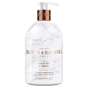 Baylis & Harding  Elements White Tea Neroli Hand Wash 500ml