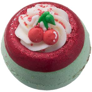 Bomb Cosmetics Cherry On Top Bath Bomb 160gm