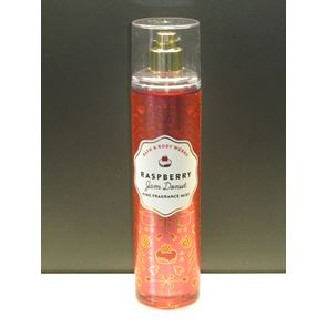 Bath and Body Works Fine Fragrance Raspberry Jam Donut Body Mist 236ml