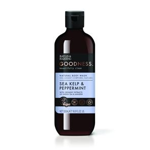 Baylis & Harding Sea Kelp & Peppermint Body Wash 500ml