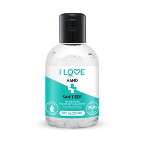 I Love ... 70% Hand Cleanser 100ml