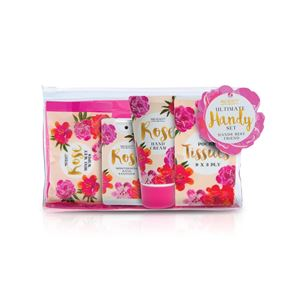 Mad Beauty Pocket Rose Hand Best Friend Set