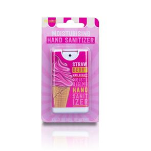 Mad Beauty Pocket Hand Sanitizer Spray I Love Ice Cream Strawberry 15ml
