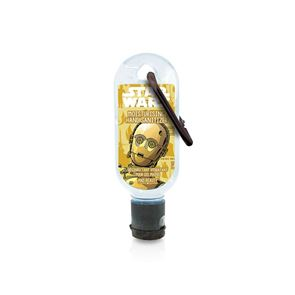 Mad Beauty Pocket Hand Sanitizer Star Wars CP30 Amber Ginseng 30ml