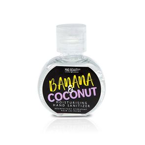 Mad Beauty Pocket Hand Sanitizer Banana & Coconut 35ml