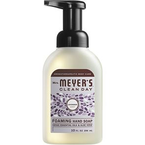 Mrs Meyers Lavender Foaming Hand Soap 295ml