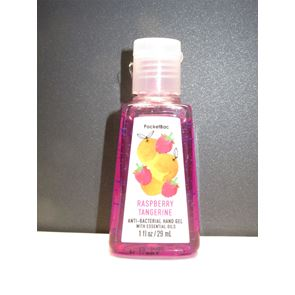 Bath And Body Works Pocket Anti Bacterial Raspberry Tangerine 29ml