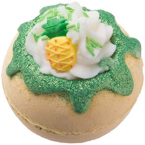 Bomb Cosmetic You're One Fine Apple Bath Bomb 160gm